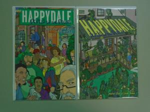 Happydale Devils in the Desert (DC 1999) Set:#1+2, 8.0/VF (1999)