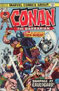 Conan #48 (ungraded) stock photo ID#B-9