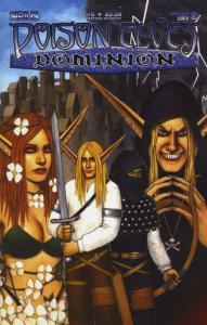 Poison Elves: Dominion #6 FN; Sirius | save on shipping - details inside