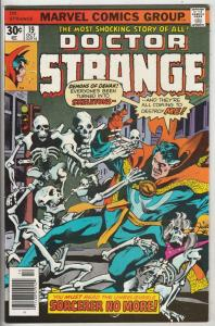 Doctor Strange #19 (Oct-76) NM/NM- High-Grade Dr.Strange