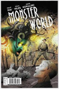 Monster World #3 (AGP, 2016) NM