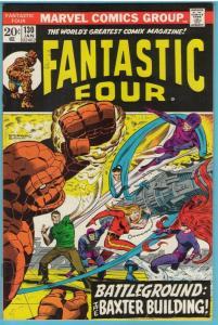 Fantastic Four 130 Jan 1973 VF- (7.5)
