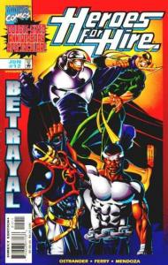 Heroes for Hire (1997 series) #12, VF+ (Stock photo)
