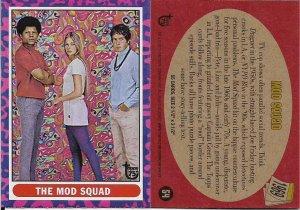 2013 Topps 75th Anniversary #54 Mod Squad > 1969