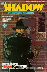 Shadow (1986 series) #1, VF+ (Stock photo)