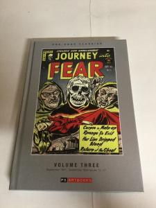 Journey Into Fear Vol 3 Pre-code Classics Sept 1953- Sept 1954 Collects 15-21
