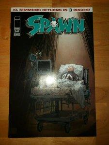 Spawn #247 (Image 2014) Low Print High Grade Todd McFarlane NM