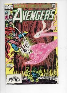 AVENGERS #231, VF+, Thor, She-Hulk, Sinnott, 1963 1983, more Marvel in store