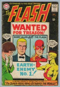 Flash 156 Nov 1965 GD-VG (3.0)