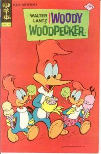 WOODY WOODPECKER 142 VF-NM March 1975 COMICS BOOK