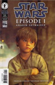 Star Wars: Episode I Anakin Skywalker #1SC VF/NM; Dark Horse | save on shipping