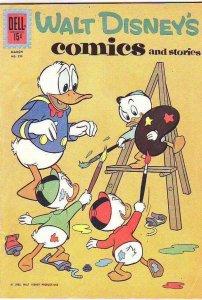 Comics and Stories, Walt Disney's  # 258  strict  FN+   artist  Carl Barks