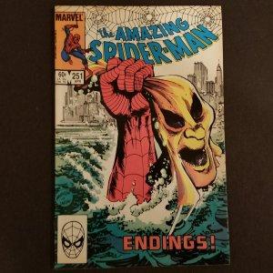 Amazing Spider-Man 251-1984