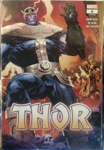 Thor #6 NM NIC KLEIN - 2ND PRINT