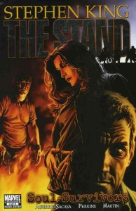 Stand, The: Soul Survivors #3 VF; Marvel | save on shipping - details inside