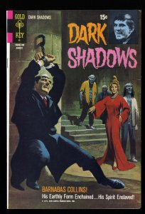 Dark Shadows #10 VF+ 8.5