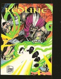Dynamic Creators Universe REDLINE 1993 Promo Card