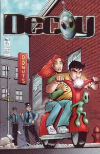 Decoy #3 VF; Penny-Farthing | save on shipping - details inside