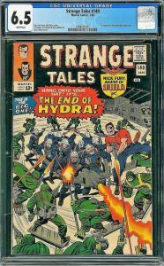 Strange Tales #140 (Marvel, 1966) CGC 6.5