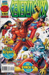 Comic: Generation X #16 (1996) VF/NM