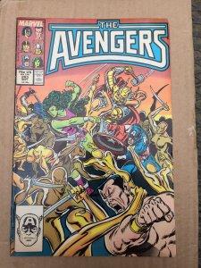 The Avengers #283