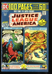 Justice League Of America #115 VF+ 8.5