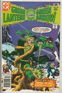 Green Lantern # 106 Strict VF/NM High-Grade Black Canary Artist Mike Grell Wow