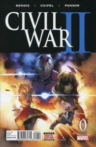 Civil War II #0 (2nd) VF/NM; Marvel | save on shipping - details inside