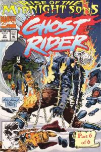 Ghost Rider (1990 series) #31, NM (Stock photo)