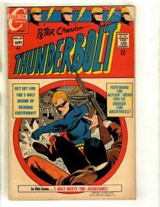 6 Charlton Comics Thunderbolt #59 Hercules #6 Blondie 182 Tarzan 4 1 Hunk 2 JL36