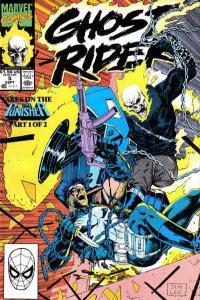 Ghost Rider (1990 series) #5, NM (Stock photo)