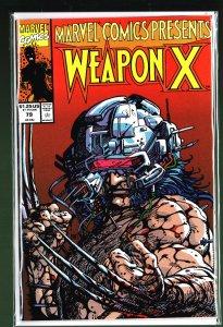 Marvel Comics Presents #79 (1991)