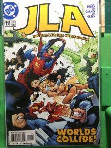 JLA #111 vs The Crime Syndicate of America