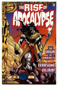 Rise of Apocalypse #1-Marvel Origin issue-1996-comic book