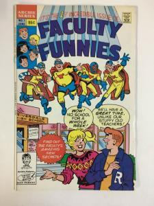 FACULTY FUNNIES (1989-1990)1 VF-NM Jun 1989 COMICS BOOK