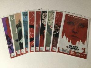 Black Widow 1-20 Lot Set Run Nm Near Mint Marvel Comics