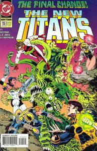 New Titans, The #115 VF/NM; DC | save on shipping - details inside
