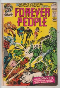 Forever People #7 (Mar-72) VF/NM High-Grade Big Bear, Beautiful Dreamer, Seri...
