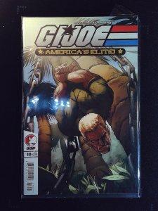 G.I. Joe: America's Elite #10 (2006)