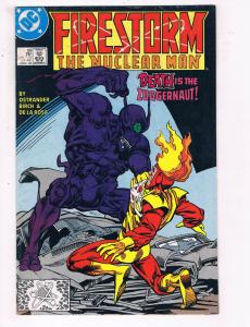 Firestorm The Nuclear Man #69 VF DC Comics Flash TV Comic Book 1988 DE21