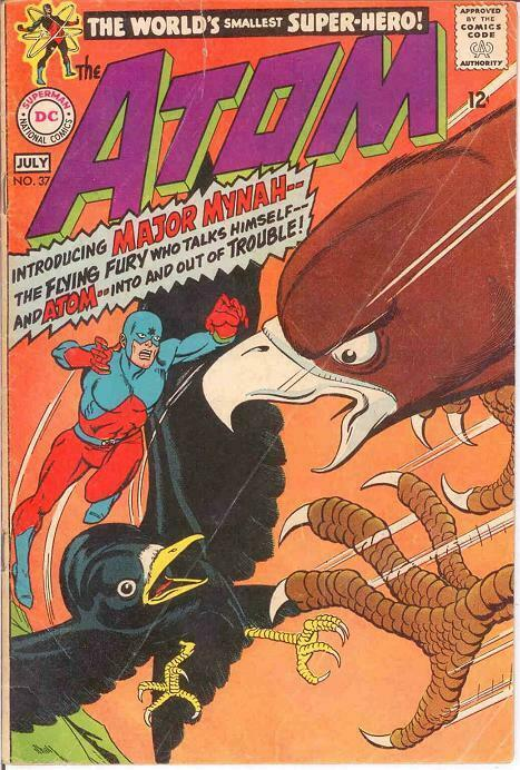 ATOM 37 FR+ July 1968 COMICS BOOK