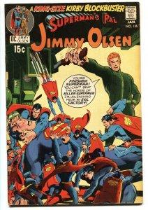 SUPERMAN'S PAL JIMMY OLSEN #135 1971 First Guardian VF