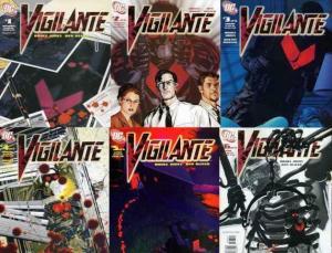 VIGILANTE (2005) 1-6  the COMPLETE series! Bruce Jones