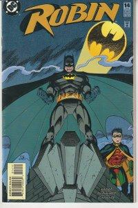 Robin(vol. 1) # 14  Troika !