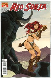 RED SONJA #4, NM-, She-Devil, Sword, Ming Doyle, 2013, more RS in store