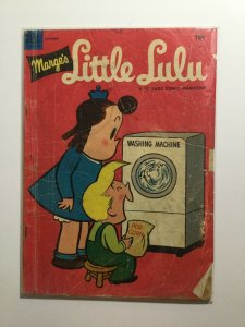 Marges Little Lulu 65 Good Gd 2.0 Dell Publishing