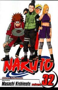 Naruto #32 VF/NM; Viz | save on shipping - details inside