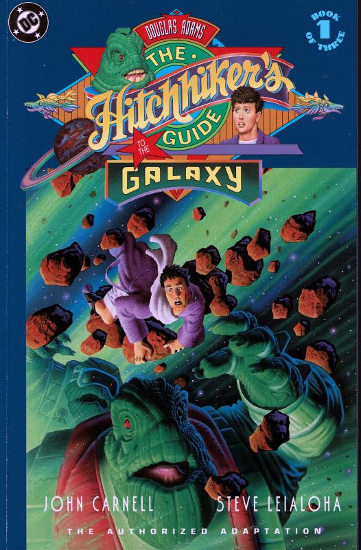 Hitchhiker's Guide to the Galaxy #1 - VF/NM