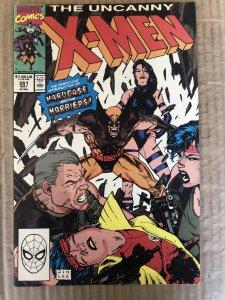 The Uncanny X-Men #261 (1990)