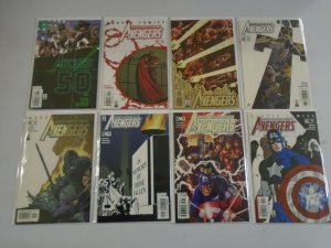 Avengers lot 32 different from #50-84 last issue 8.0 VF (2002-04 3rd Series)